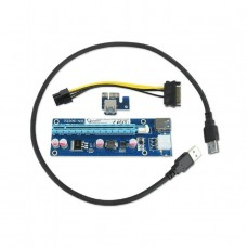 Gembird PCI-Express riser kártya RC-PCIEX-03