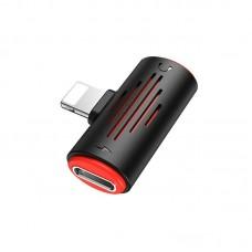 Borofone audio adapter Lightning - 2x Lightning BV6