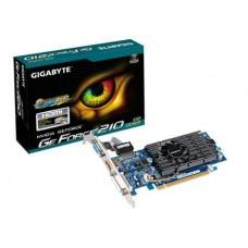 GeForce GT210 GigaByte GV-N210D3-1GI PCX vga kártya